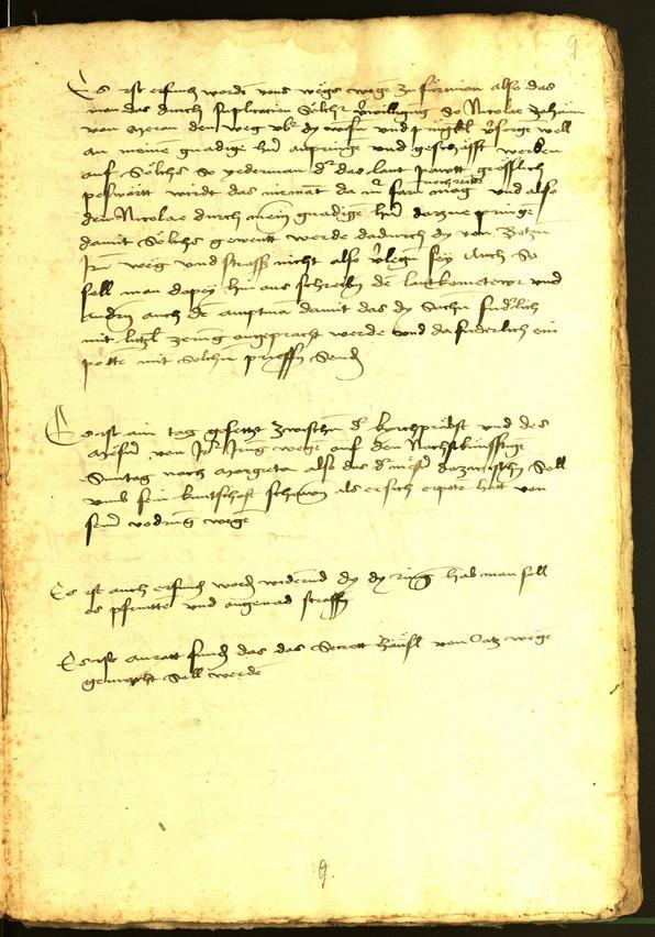 Archivio Storico della Città di Bolzano - BOhisto protocollo consiliare 1470