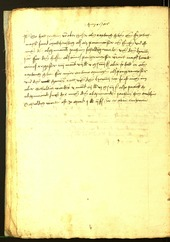 Civic Archives of Bozen-Bolzano - BOhisto Minutes of the council 1470 -