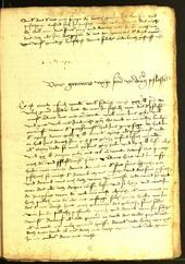 Stadtarchiv Bozen - BOhisto Ratsprotokoll 1470 -