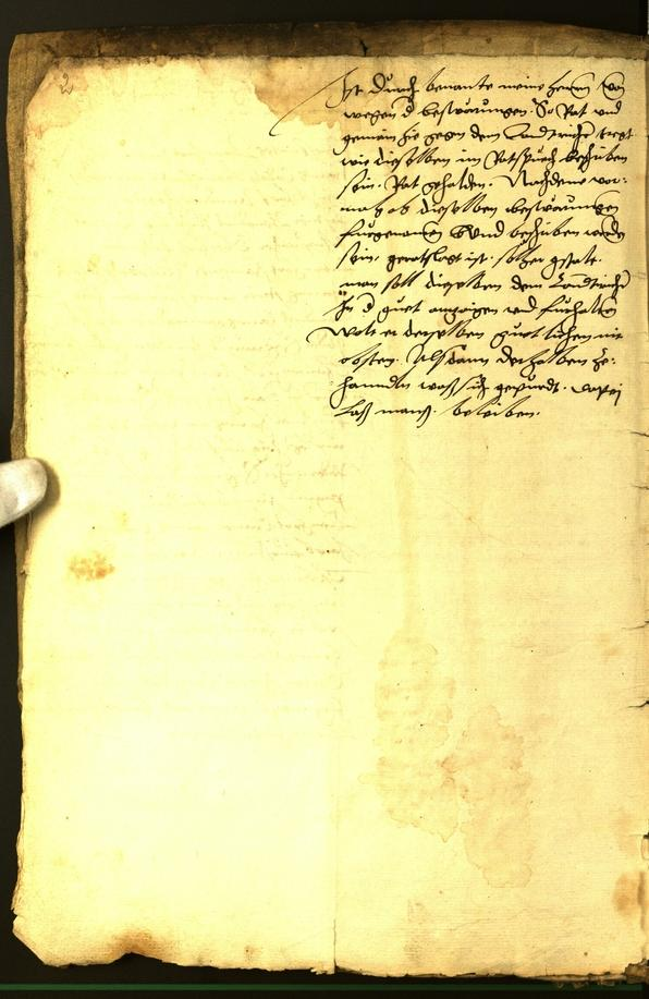 Civic Archives of Bozen-Bolzano - BOhisto Minutes of the council 1524/26