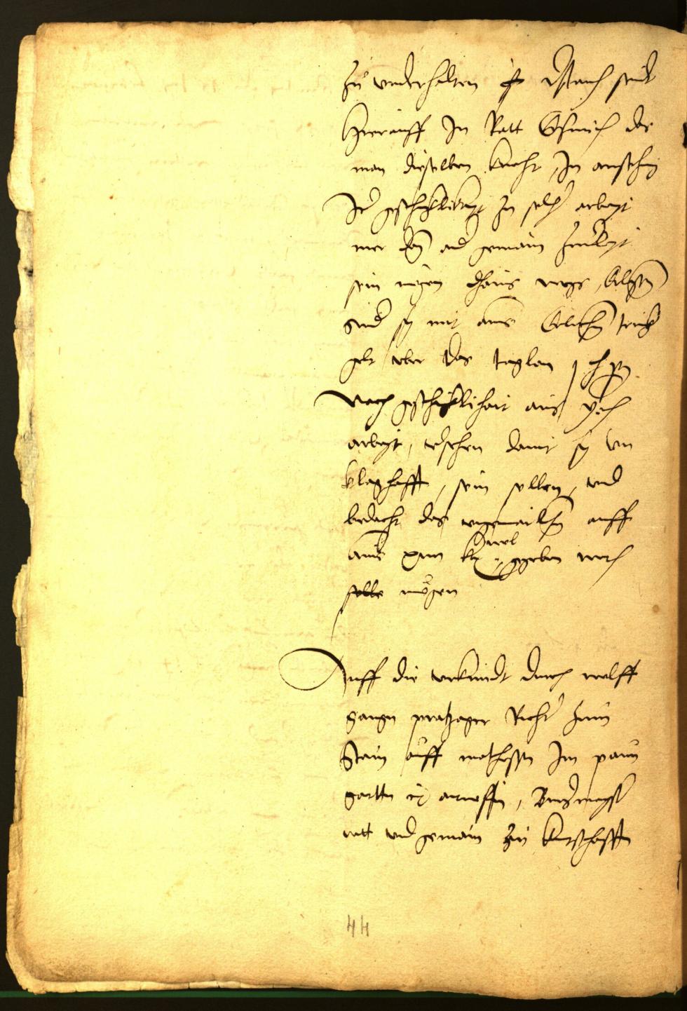 Civic Archives of Bozen-Bolzano - BOhisto Minutes of the council 1528