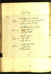 Civic Archives of Bozen-Bolzano - BOhisto Minutes of the council 1528 -
