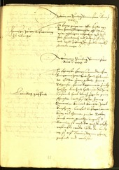 Civic Archives of Bozen-Bolzano - BOhisto Minutes of the council 1529 -