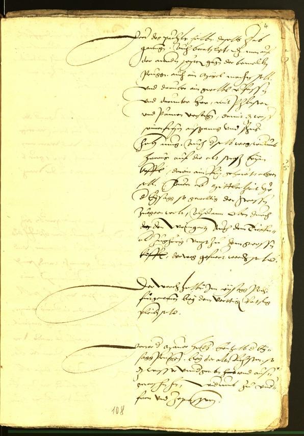 Archivio Storico della Città di Bolzano - BOhisto protocollo consiliare 1531