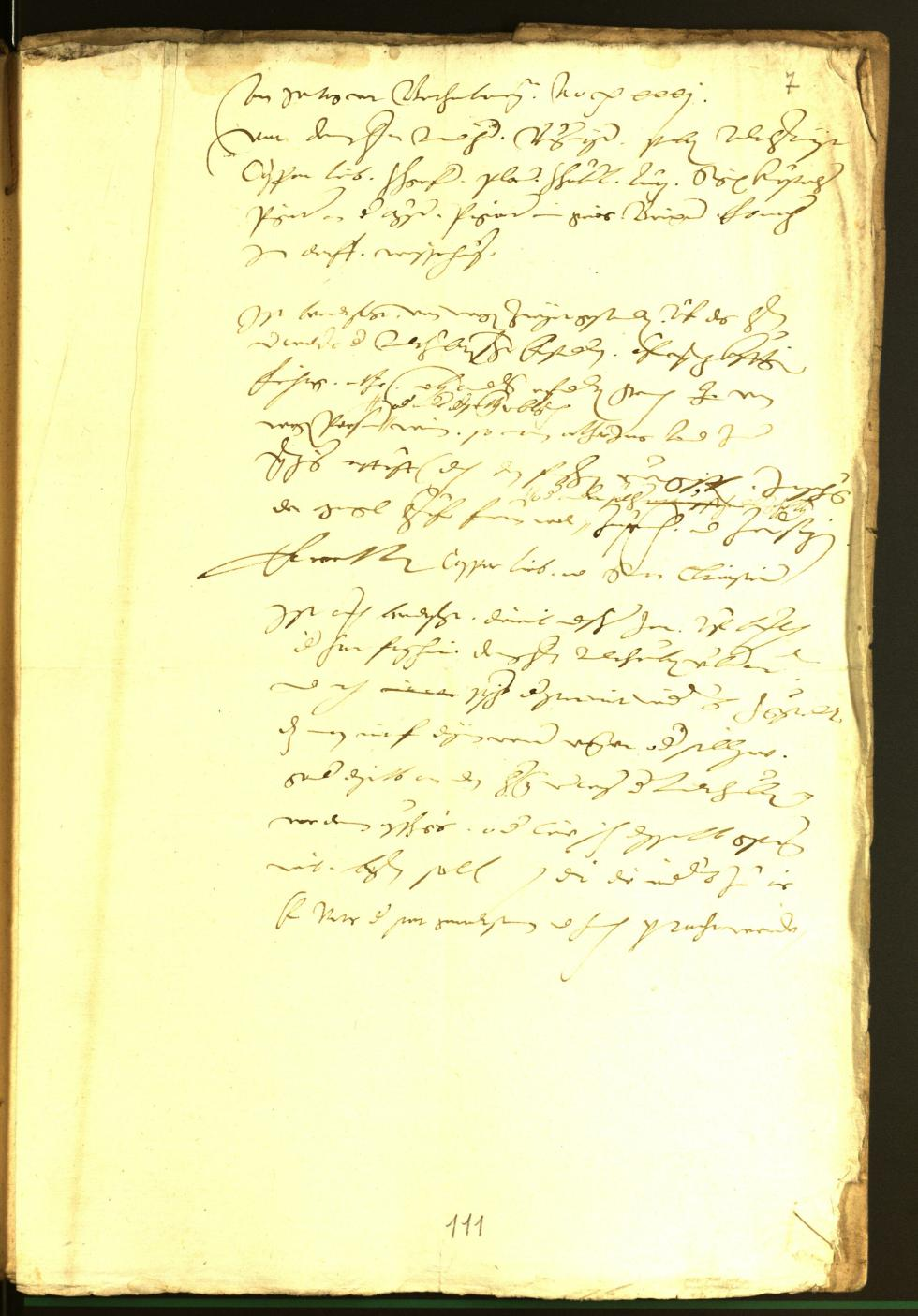 Civic Archives of Bozen-Bolzano - BOhisto Minutes of the council 1531