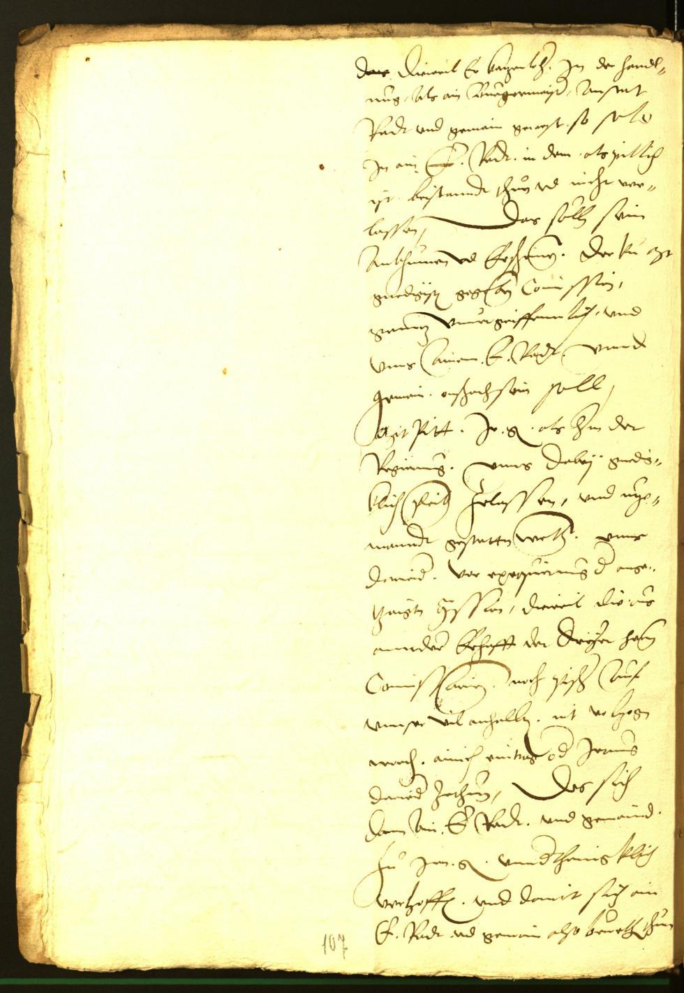Civic Archives of Bozen-Bolzano - BOhisto Minutes of the council 1531