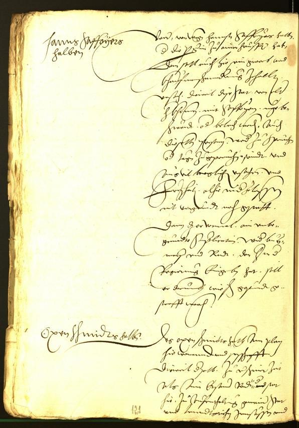 Civic Archives of Bozen-Bolzano - BOhisto Minutes of the council 1532