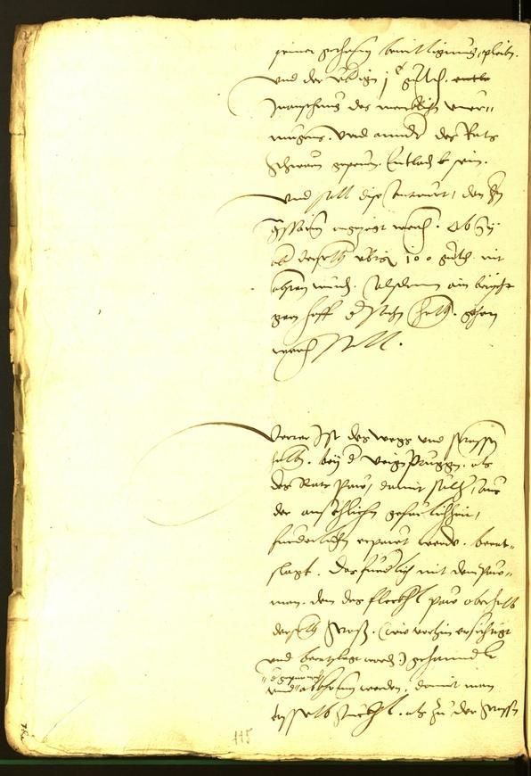 Archivio Storico della Città di Bolzano - BOhisto protocollo consiliare 1532