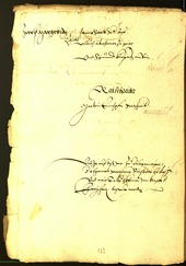 Stadtarchiv Bozen - BOhisto Ratsprotokoll 1533 -