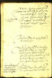 Archivio Storico della Città di Bolzano - BOhisto protocollo consiliare 1534 -