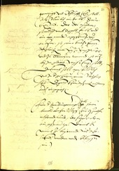 Civic Archives of Bozen-Bolzano - BOhisto Minutes of the council 1534 -