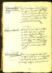 Stadtarchiv Bozen - BOhisto Ratsprotokoll 1534 -