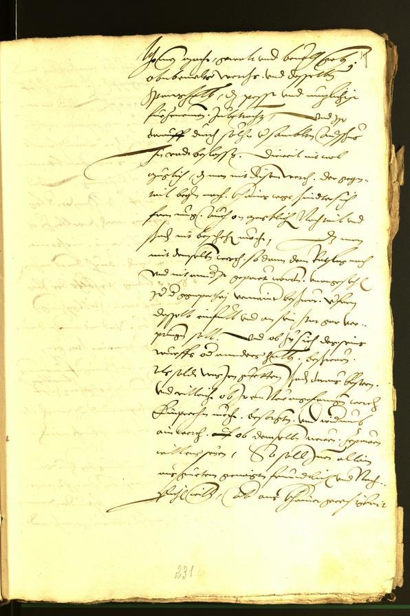 Civic Archives of Bozen-Bolzano - BOhisto Minutes of the council 1535