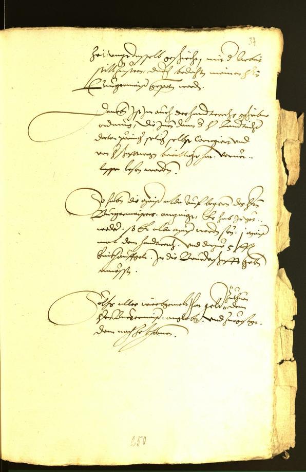 Stadtarchiv Bozen - BOhisto Ratsprotokoll 1535
