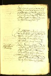 Stadtarchiv Bozen - BOhisto Ratsprotokoll 1535 -