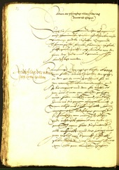 Stadtarchiv Bozen - BOhisto Ratsprotokoll 1536 -