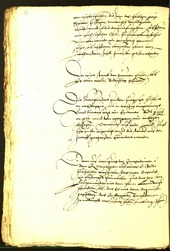 Civic Archives of Bozen-Bolzano - BOhisto Minutes of the council 1536 -