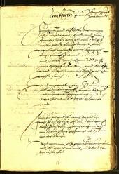 Stadtarchiv Bozen - BOhisto Ratsprotokoll 1537 -