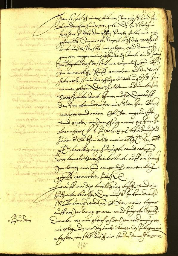 Archivio Storico della Città di Bolzano - BOhisto protocollo consiliare 1539