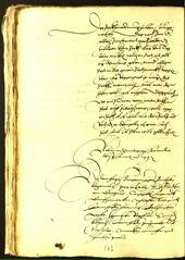 Stadtarchiv Bozen - BOhisto Ratsprotokoll 1539 -