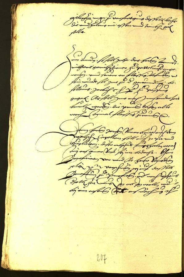 Civic Archives of Bozen-Bolzano - BOhisto Minutes of the council 1540