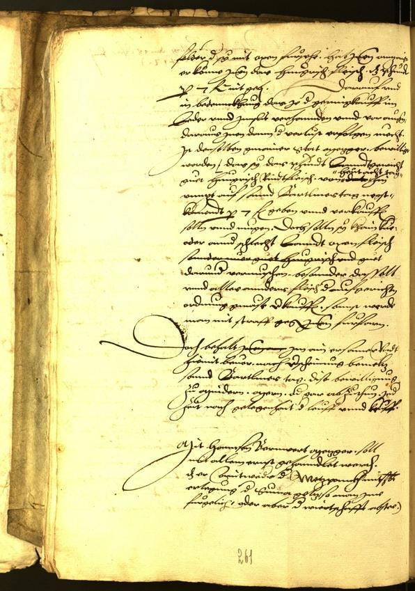 Stadtarchiv Bozen - BOhisto Ratsprotokoll 1541