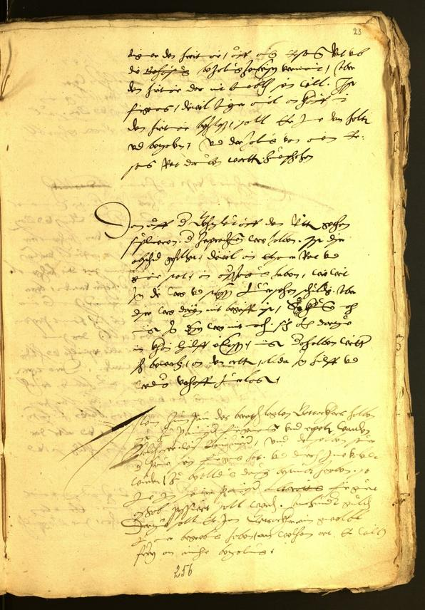 Civic Archives of Bozen-Bolzano - BOhisto Minutes of the council 1547