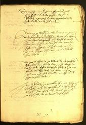 Stadtarchiv Bozen - BOhisto Ratsprotokoll 1547 -