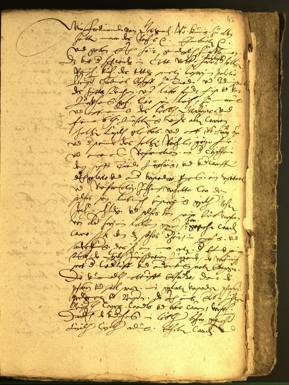 Civic Archives of Bozen-Bolzano - BOhisto Minutes of the council 1548
