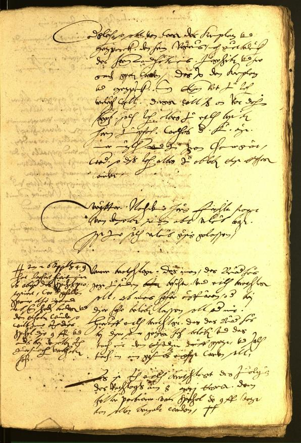 Civic Archives of Bozen-Bolzano - BOhisto Minutes of the council 1551