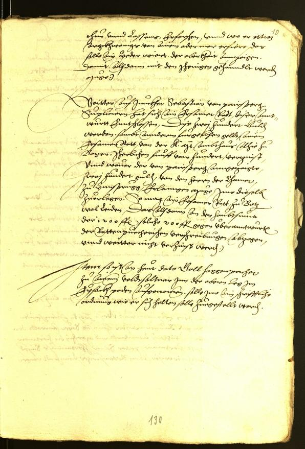 Civic Archives of Bozen-Bolzano - BOhisto Minutes of the council 1556