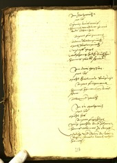 Civic Archives of Bozen-Bolzano - BOhisto Minutes of the council 1556 -
