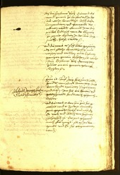 Stadtarchiv Bozen - BOhisto Ratsprotokoll 1560 -