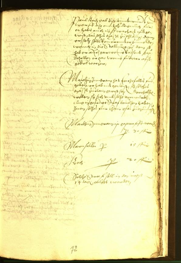 Stadtarchiv Bozen - BOhisto Ratsprotokoll 1562