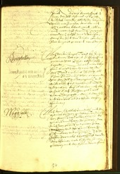 Civic Archives of Bozen-Bolzano - BOhisto Minutes of the council 1562 -