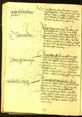 Stadtarchiv Bozen - BOhisto Ratsprotokoll 1563 -