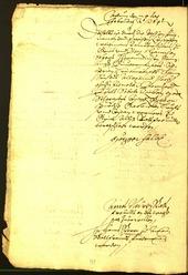 Civic Archives of Bozen-Bolzano - BOhisto Minutes of the council 1564 -