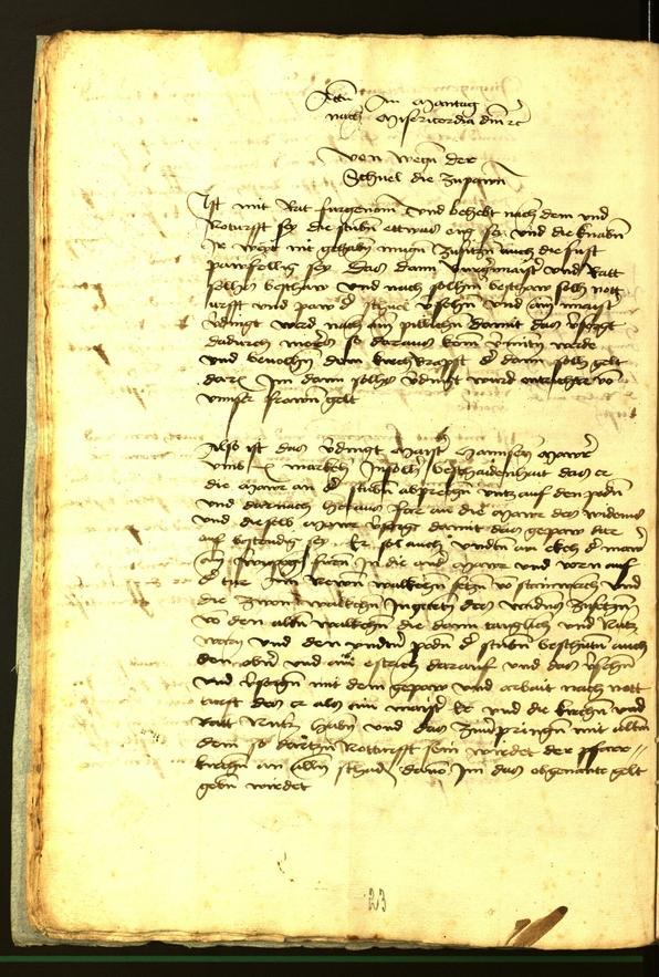 Stadtarchiv Bozen - BOhisto Ratsprotokoll 1472 fol. 7v