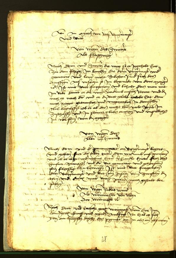 Archivio Storico della Città di Bolzano - BOhisto protocollo consiliare 1472 fol. 12v