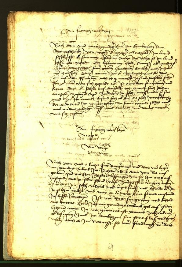 Archivio Storico della Città di Bolzano - BOhisto protocollo consiliare 1472 fol. 13v