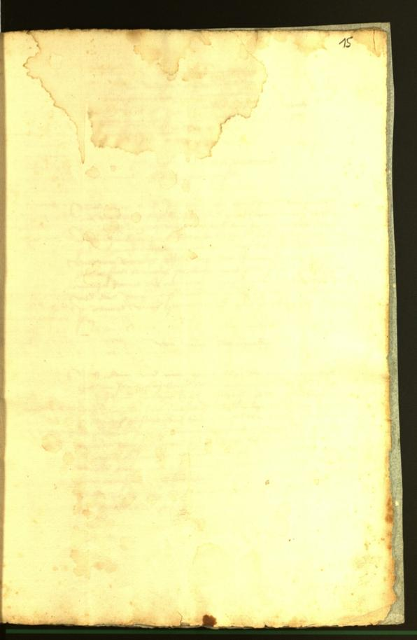 Stadtarchiv Bozen - BOhisto Ratsprotokoll 1472 fol. 15r