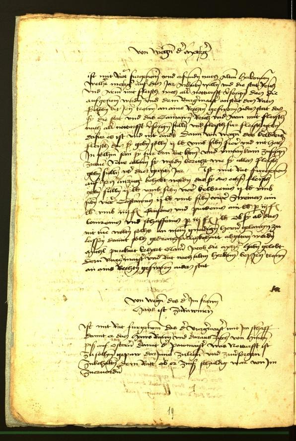 Archivio Storico della Città di Bolzano - BOhisto protocollo consiliare 1472 fol. 3v