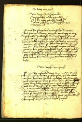 Civic Archives of Bozen-Bolzano - BOhisto Minutes of the council 1472 - fol. 4v