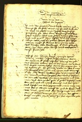 Civic Archives of Bozen-Bolzano - BOhisto Minutes of the council 1472 - fol. 7v