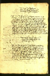 Civic Archives of Bozen-Bolzano - BOhisto Minutes of the council 1472 - fol. 8r