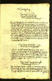 Civic Archives of Bozen-Bolzano - BOhisto Minutes of the council 1472 - fol. 10r