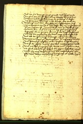 Civic Archives of Bozen-Bolzano - BOhisto Minutes of the council 1472 - fol. 1v