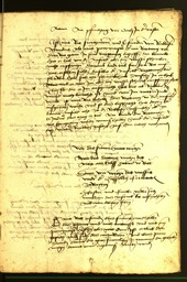 Civic Archives of Bozen-Bolzano - BOhisto Minutes of the council 1472 - fol. 2r