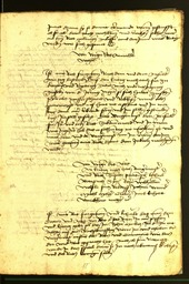 Civic Archives of Bozen-Bolzano - BOhisto Minutes of the council 1472 - fol. 3r