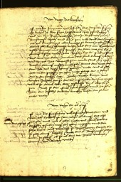 Civic Archives of Bozen-Bolzano - BOhisto Minutes of the council 1472 - fol. 4r